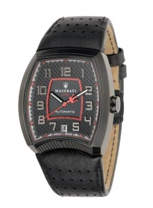 Maserati choisit Morellato pour la commercialisation de ses montres