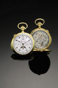 Sotheby's rend hommage à Breguet