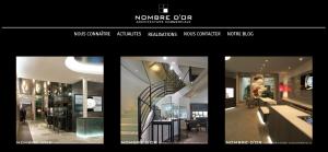 NOMBRE D'OR – Architecture commerciale – Nouvelles réalisations