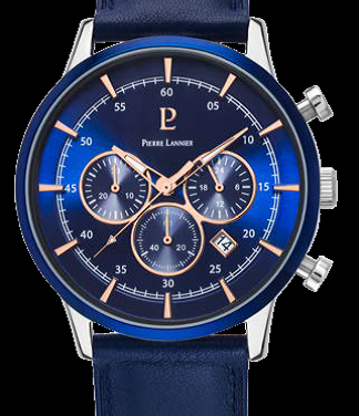 Collection CHRONO – Design contemporain et tradition horlogère