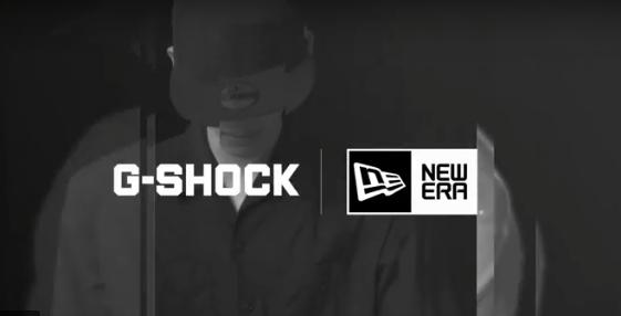 G-SHOCK & NEW ERA   Nouvelle colaboration !