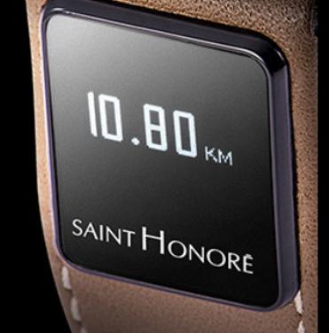 SAINT HONORE lance le bracelet connecté SH CONNECT – Présenté au salon BIJORHCA PARIS 7/10-09-2018