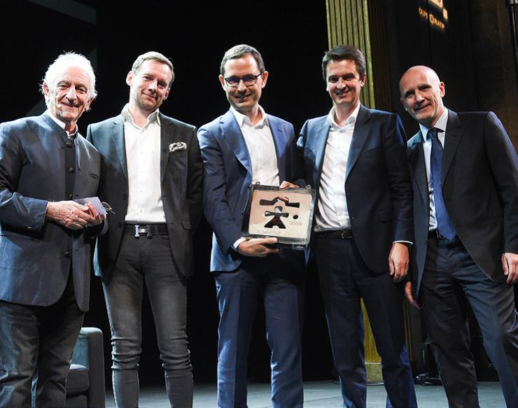 MONTRES AND CO : ENSEIGNE D'OR 2018.