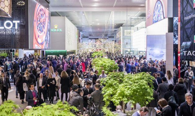LVMH CONFIRME SA PARTICIPATION À BASELWORLD 2020