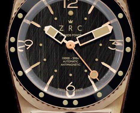 ZRC 1904 – Nouvelle Grands Fonds Vintage 1964 Spirit Bronze