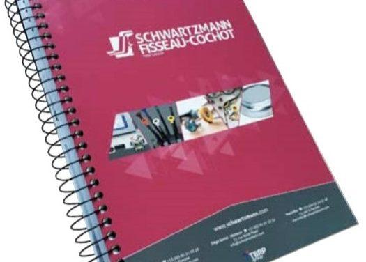 Le nouveau catalogue général SCHWARTZMANN FISSEAU-COCHOT est disponible