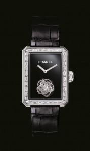 Chanel : la Première Tourbillon Volant primée