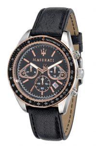 Maserati à la conquête de l'horlogerie