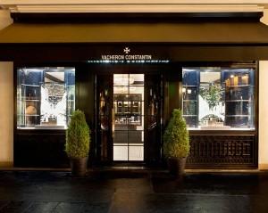 Vacheron Constantin ouvre une boutique rue de la Paix, à Paris