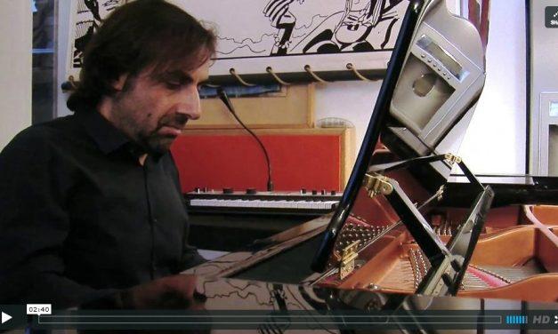 André Manoukian et le rapport au temps