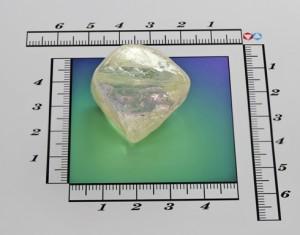 Alrosa découvre un diamant de 145,44 carats