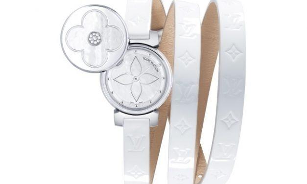 Louis Vuitton : deux nouveaux bijoux Tambour