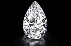 Christie's va mettre en vente un diamant de 101,73 carats