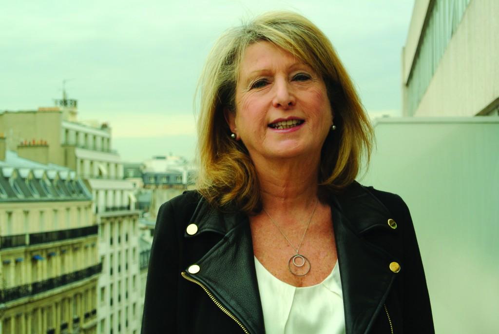 Christine Boquet, présidente déléguée de l'Union de la Bijouterie horlogerie