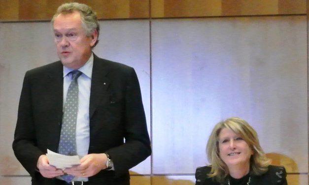 Hommage à JEAN VENDOME au salon UN BIJOU POUR NOËL 2017