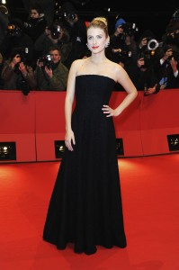 Mélanie Laurent en Dior Joaillerie