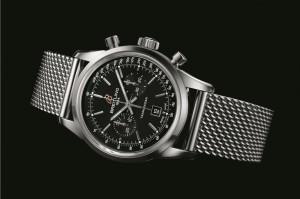 Breitling : Transocean Chronograph 38