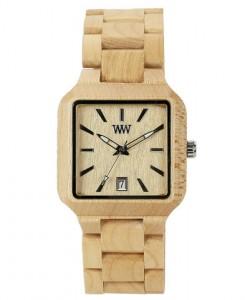 WeWOOD : des montres en bois