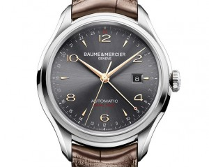 Baume & Mercier étoffe la collection Clifton