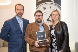 Eberhard & Co dévoile le lauréat du challenge des forums horlogers