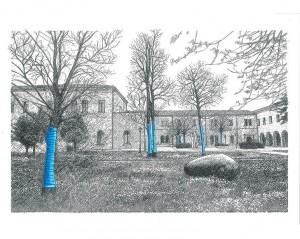 """Girard-Perregaux : parrain du projet artistique """"Blue Forest"""""""