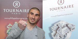 Stéphane Ruffier remporte le Trophée Tournaire