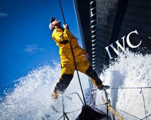 IWC renouvelle son partenariat avec la Volvo Ocean Race