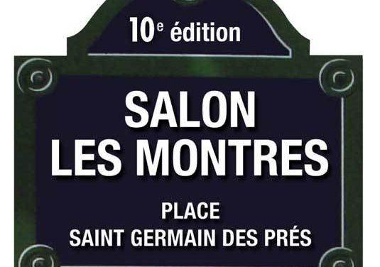 Salon Les Montres, rendez-vous du 7 au 9 novembre 2013