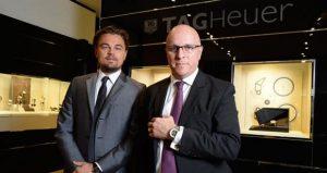 TAG Heuer inaugure sa nouvelle boutique avec Leonardo à Paris