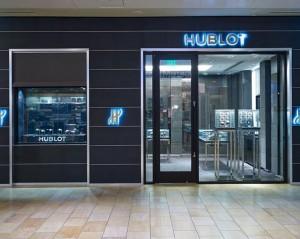 Hublot inaugure une nouvelle boutique au Texas