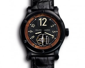 Ralph Lauren présente l'Automotive Flying Tourbillon