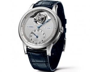 L.Leroy et Tissot remportent le Concours international de Chronométrie 2013