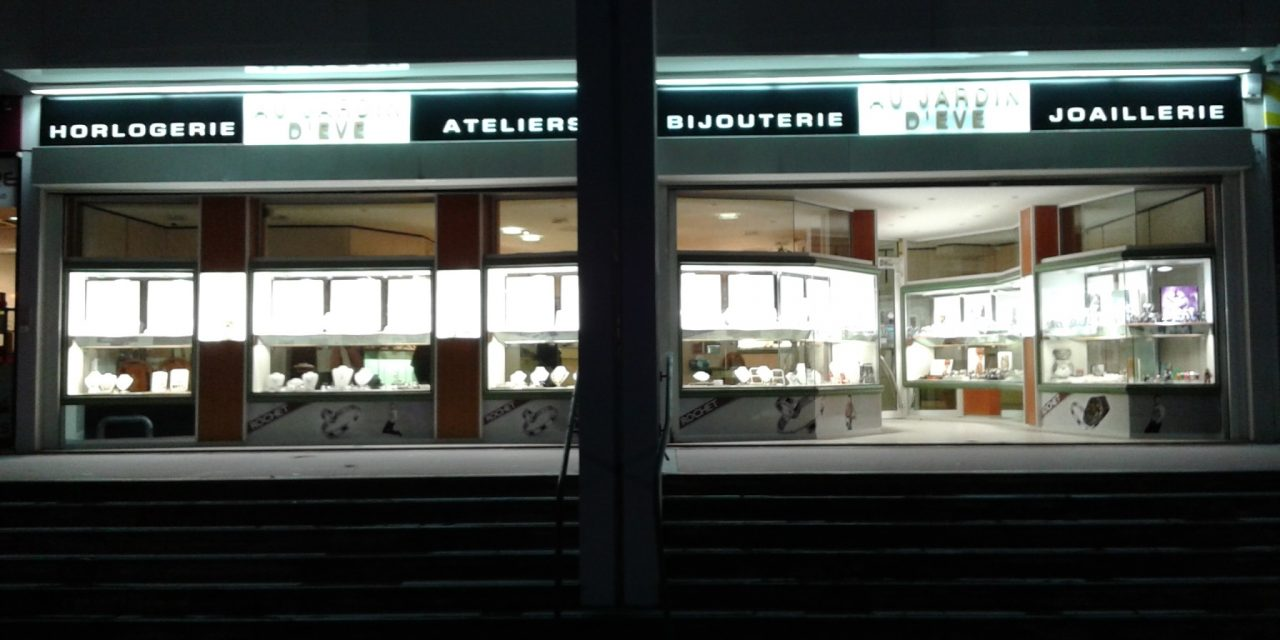 69 – MEYZIEU – Vends magasin H.B.J.O. de CENTRE VILLE