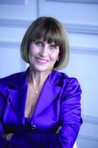 BERNADETTE PINET-CUOQ, présidente-déléguée de L'Union Française BJOP