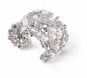 DAMIANI perles et diamants haute joaillerie italienne