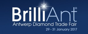 SALON : Antwerp Diamond Trade Fair / BRILLANT – Janvier 2017