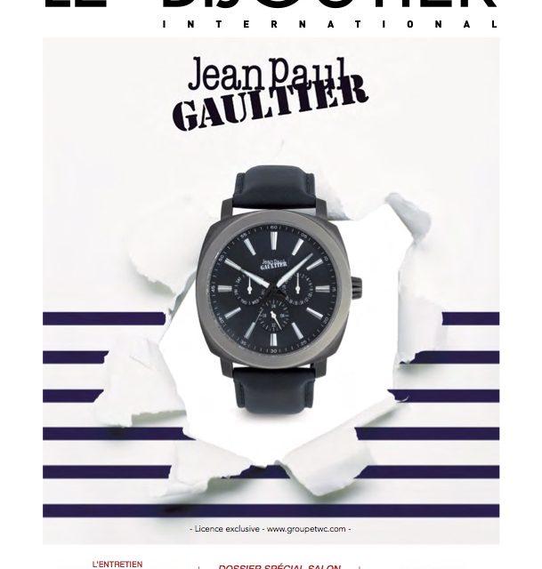 LE BIJOUTIER INTERNATIONAL Magazine [juin 2018] – N° 842
