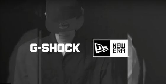 G-SHOCK & NEW ERA   Nouvelle colaboration !