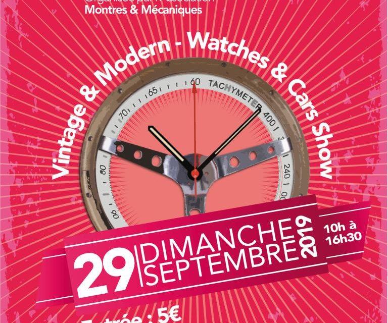 6ème Bourse Horlogère Internationale de Lille
