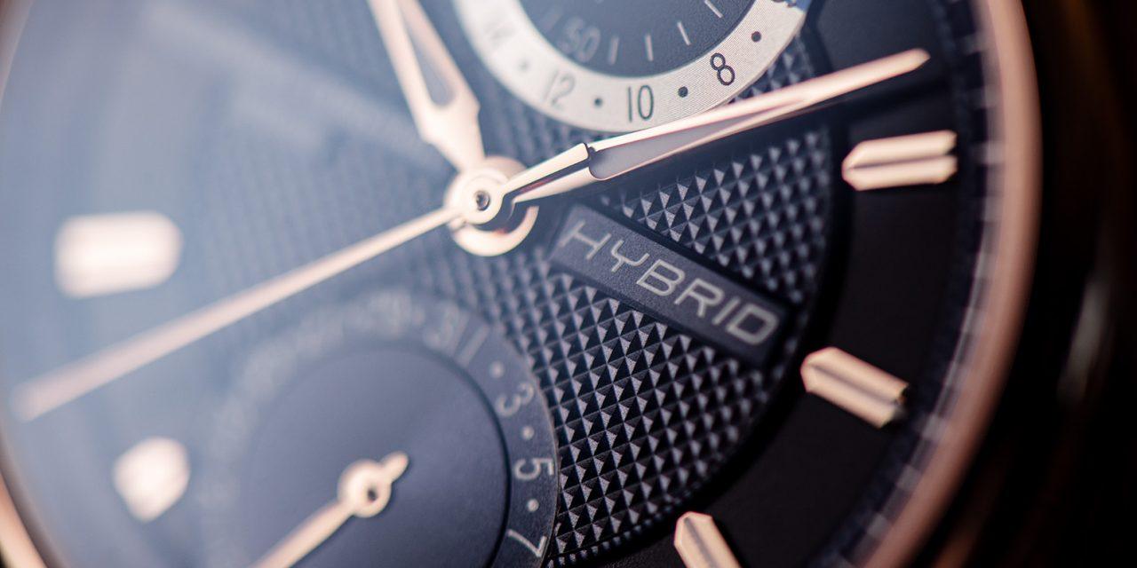 La montre Hybrid Manufacture Frédérique Constant