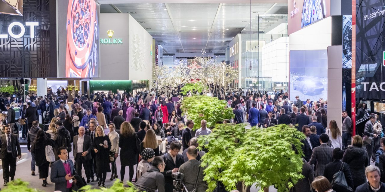 LVMH CONFIRME SA PARTICIPATION À BASELWORLD 2020