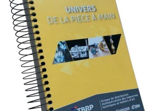 TBRP Group lance le catalogue spécialisé «Univers de la Pièce à main»