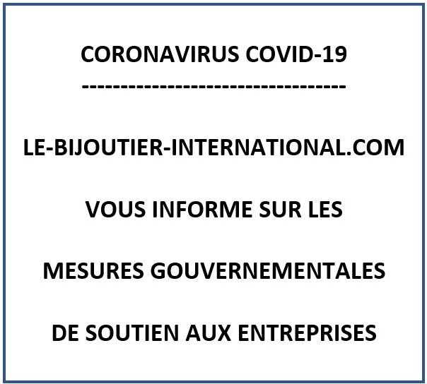 CORONAVIRUS COVID 19 – INFORMATIONS – Médiation du crédit pour le rééchelonnement des crédits bancaires