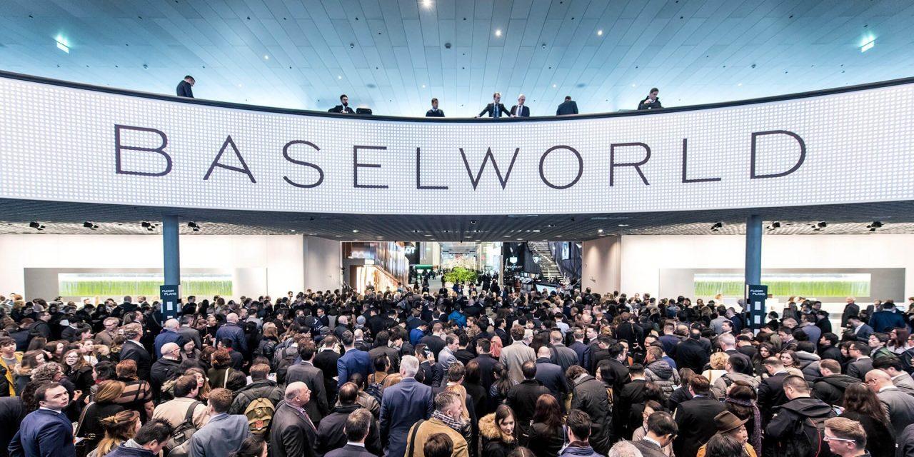 Départ de Rolex, Patek Philippe, Chopard, Tudor et Chanel du salon BASELWORLD – Clap de fin pour le salon de Bâle ? ?