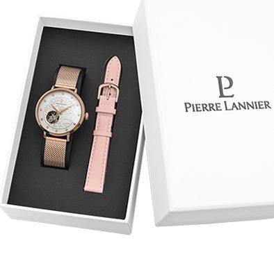 L'horloger français PIERRE LANNIER vous invite à fêter les mamans !!!