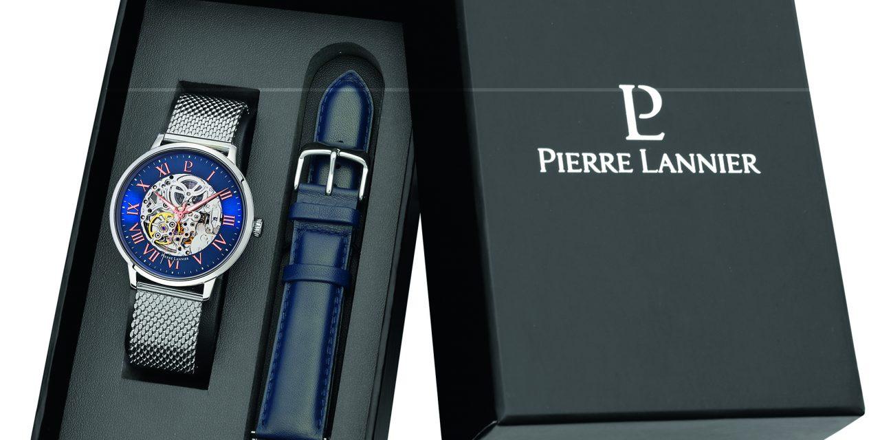 L'horloger français PIERRE LANNIER met à l'honneur les mamans et les papas !!