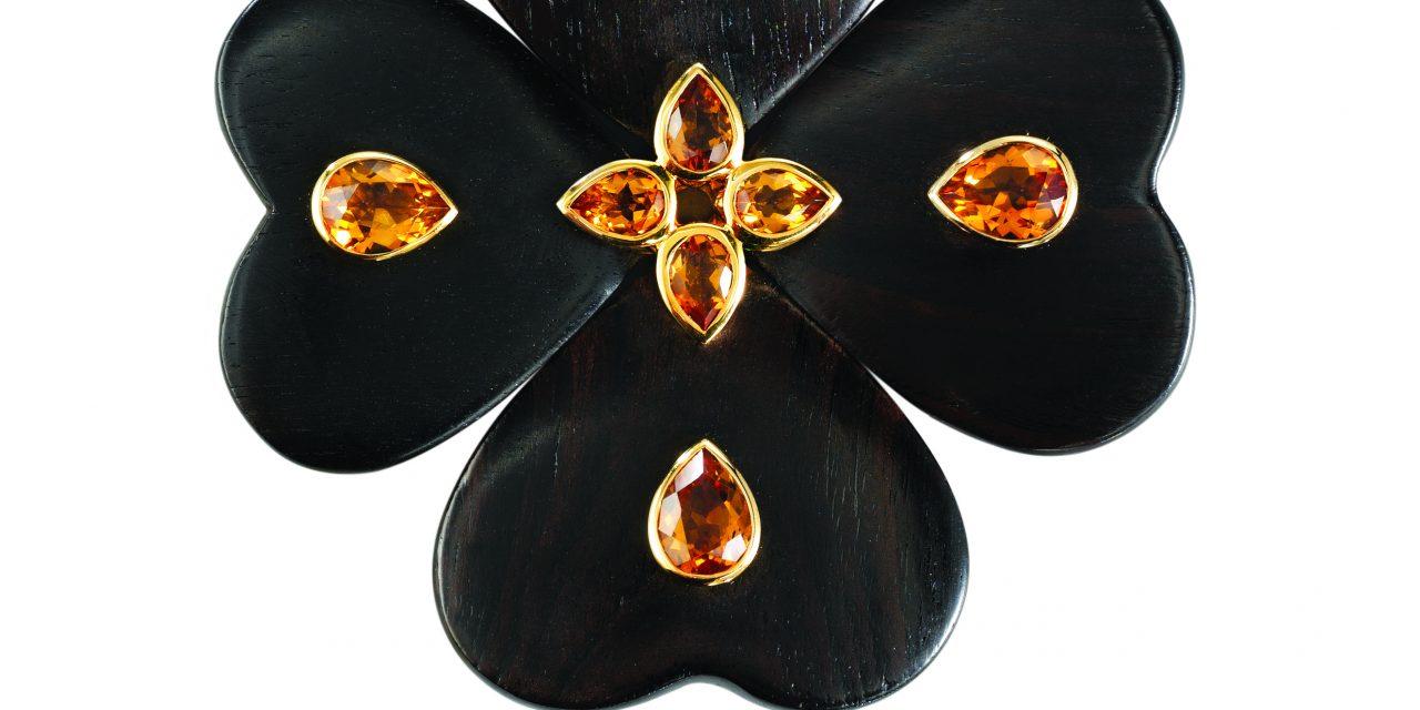 Découvrez la collection BOIS signée par la très belle marque de joaillerie française ISABELLE LANGLOIS !