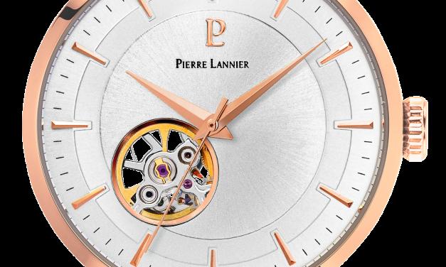 L'horloger français PIERRE LANNIER lance le colorama de l'été !!
