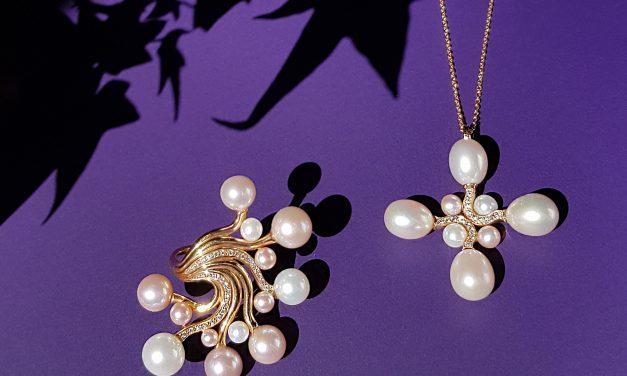 La perle de culture par la marque de joaillerie française ISABELLE LANGLOIS …