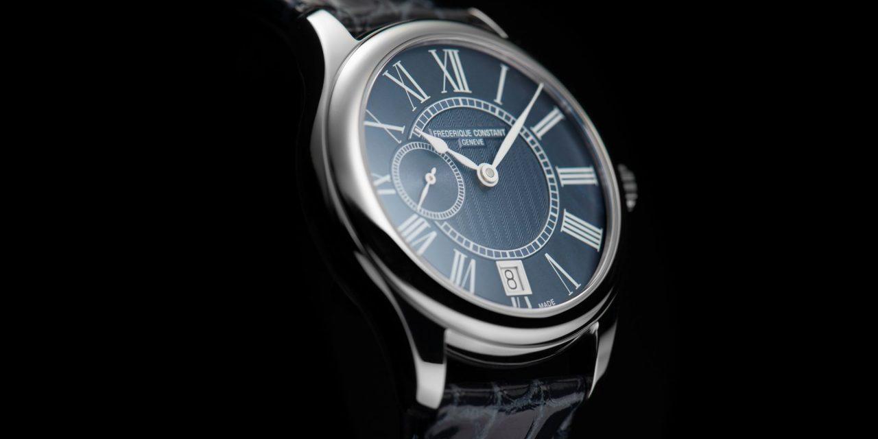 """Decouvrez le nouveau modele """"Ladies Automatic Small seconds"""", completant la collection ladies automatic, par l'horloger suisse frederique constant geneve."""